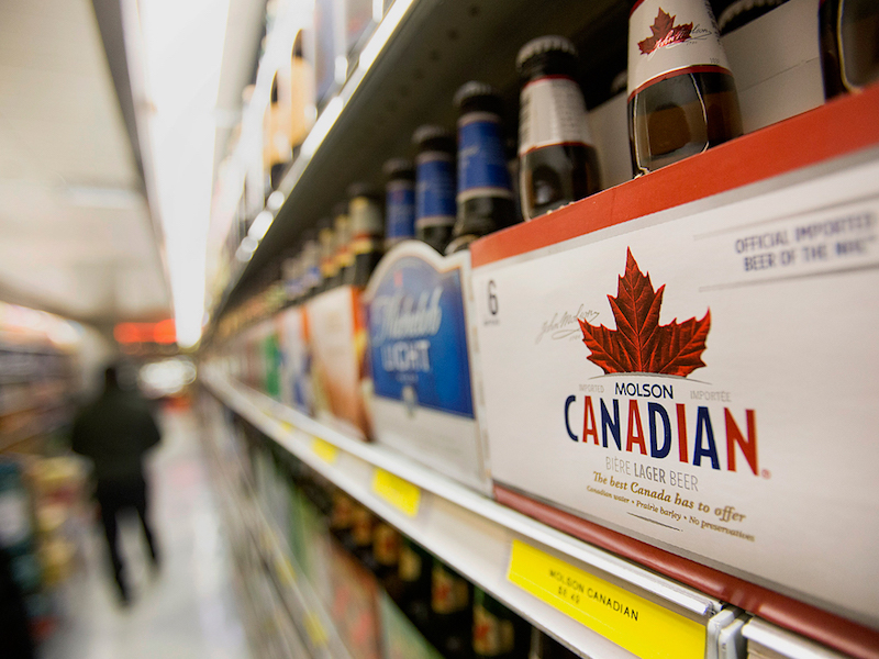 Molson Coors Canada and HEXO to Create Non-Alcoholic, Cannabis-Infused Beverages