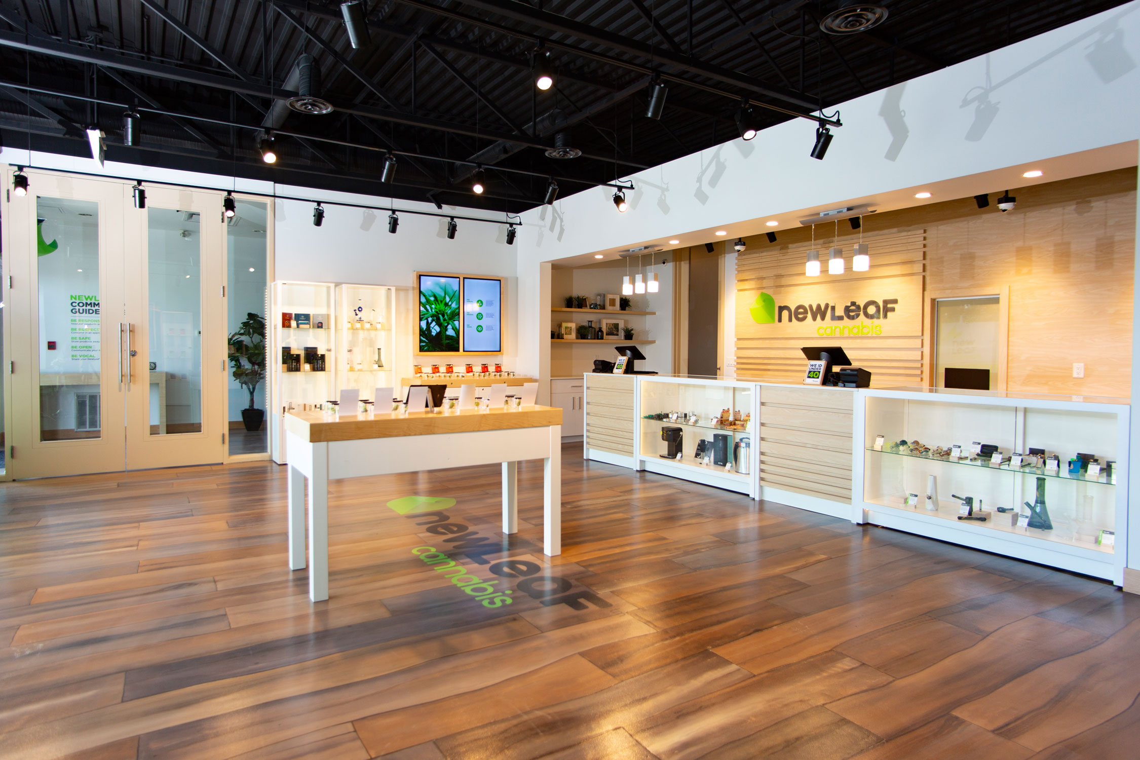 NewLeaf Cannabis Offers a Sneak-Peek at the Future of Cannabis Retail