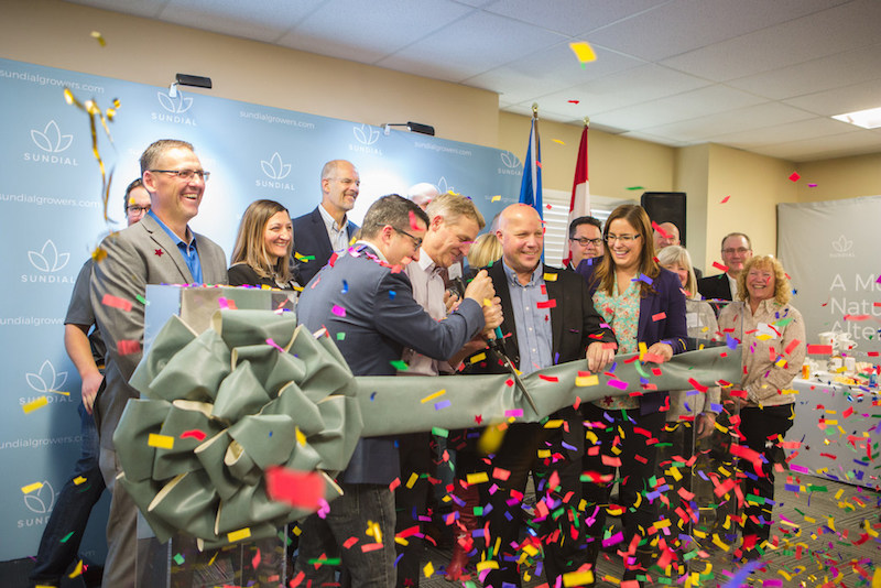 Sundial Officially Opens Its Flagship Facility In Olds, Alberta