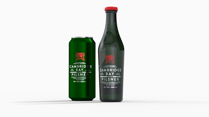 Province Brands of Canada Prepares to Launch Cannabis-Infused Beverage, Cambridge Bay Imperial Pilsner