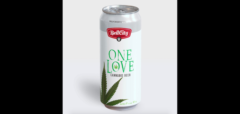 Province Brands of Canada Announces Partnership to Produce Cannabis-Powered Craft Beer with Bell City Brewing Co.