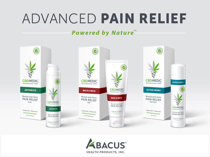 Abacus Health Products Completes its Business Combination and US$15.0 Million Financing