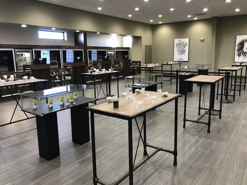 C21 Investments Opens Second Nevada Dispensary