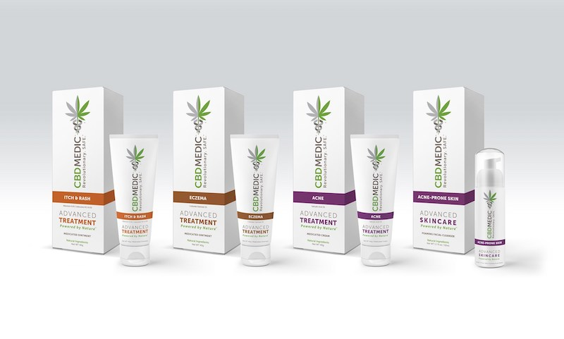 Abacus Health Products, Inc. Launches New Advanced Skincare and Treatment Line