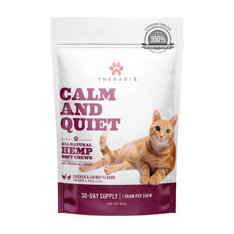 Dixie Brands Subsidiary Therabis Enters $2 Billion Feline Treat Market with First-ever CBD-infused Soft Chew Cat Treats
