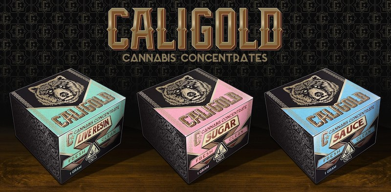 High Hampton Holdings' CALIGOLD Brand Launches Sugar, Sauce and Live Resin Products to Dispensaries Across California