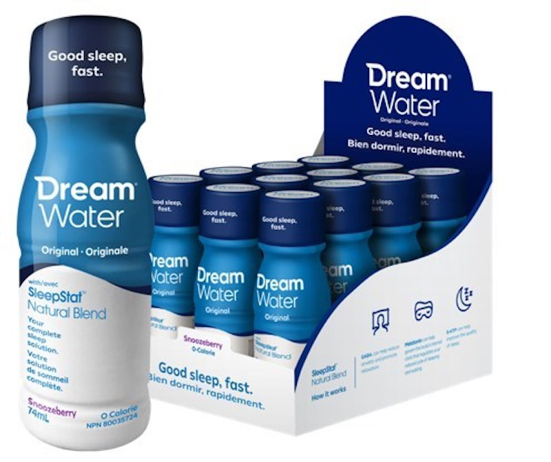 Harvest One provides an update on Dream Water on the occasion of World Sleep Day 2019