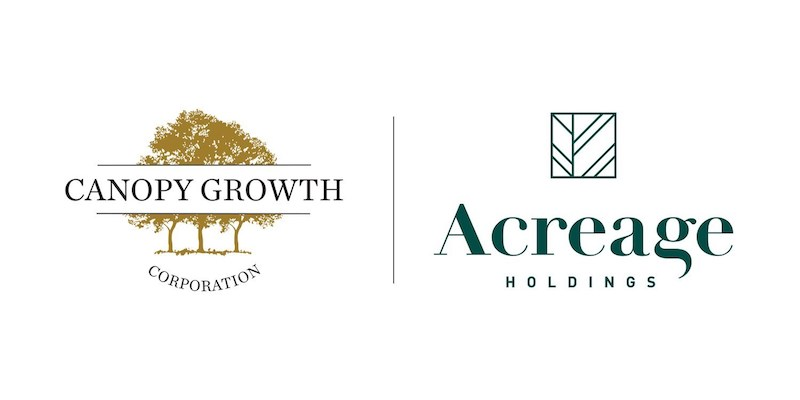Canopy Growth Announces Plan to Acquire Leading U.S. Multi-State Cannabis Operator, Acreage Holdings