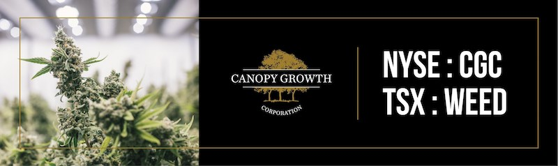 Canopy Growth to join the S&P/TSX 60 Index