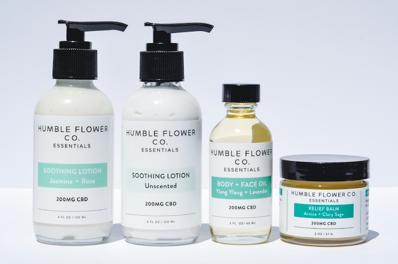 Indus Holdings, Inc. Acquires Humble Flower Co. Oils And Lotions To Portfolio Of Award-Winning Brands