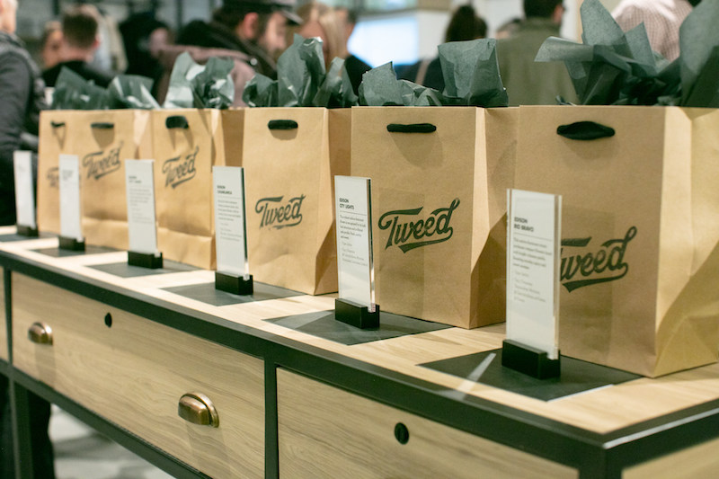 Tweed Cannabis Store Opens in London, Ontario