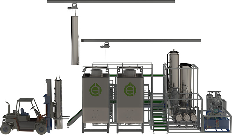 Diversey and Advanced Extraction Systems Inc. Unveil Proprietary Clean-In-Place (CIP) System
