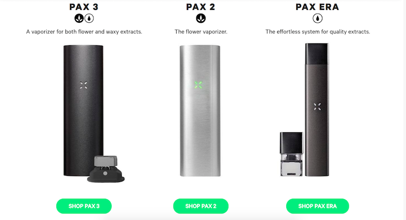 PAX Labs Partners With Canadian Licensed Producers Aphria, Aurora, Organigram and Supreme Cannabis
