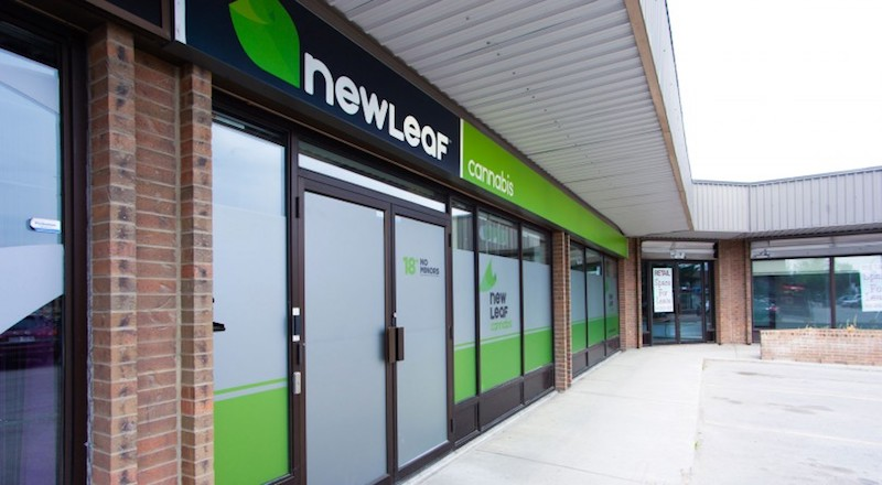 National Access Cannabis Receives Licences for Two New Retail Cannabis Stores in Alberta