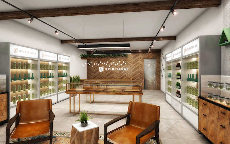 Inner Spirit Holdings Announces Six New Licences for Spiritleaf Retail Cannabis Stores in Alberta And Opening of New Spiritleaf Corporate Store in Jasper