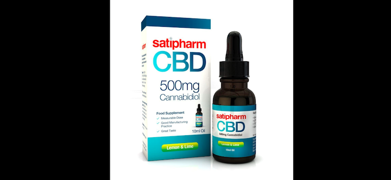 Harvest One Launches New Satipharm CBD Oil