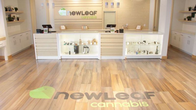 National Access Cannabis Corp. Generates Over $60 Million in Retail Sales in the First Year Since Federal Legalization