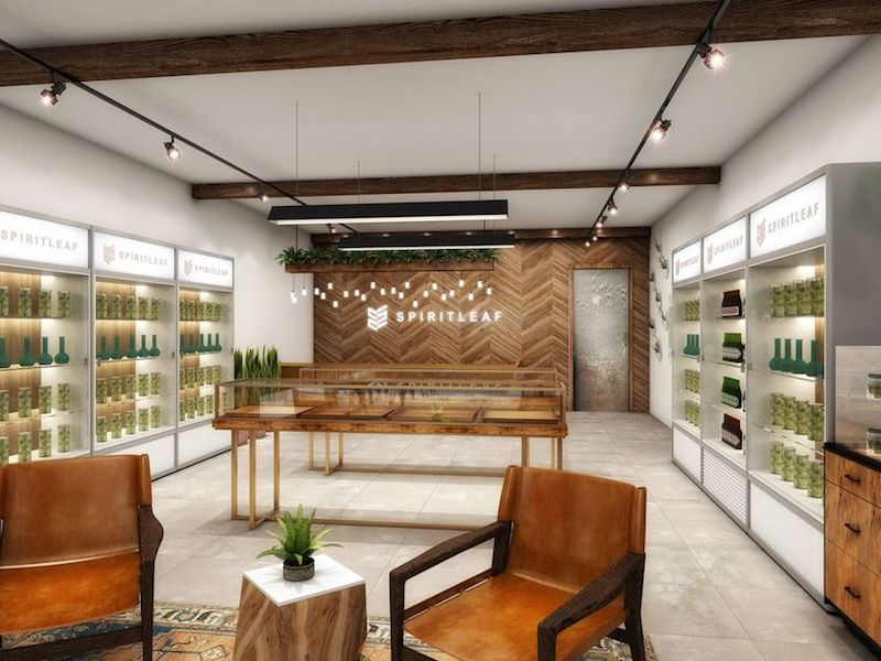Inner Spirit Holdings Leads Canada's Cannabis Industry with 37 Spiritleaf Stores Now Open