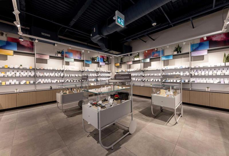 Tokyo Smoke Opens Cambridge Store