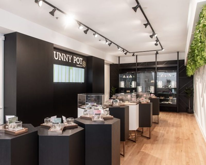 The Hunny Pot Cannabis Co. Open Its Second Retail Location in Ontario