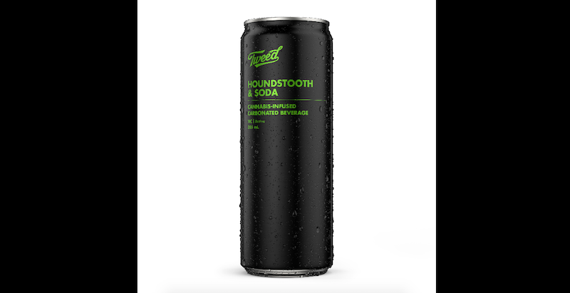 Tweed's First THC-Infused Ready-To-Drink Cannabis Beverage Ships to Quebec