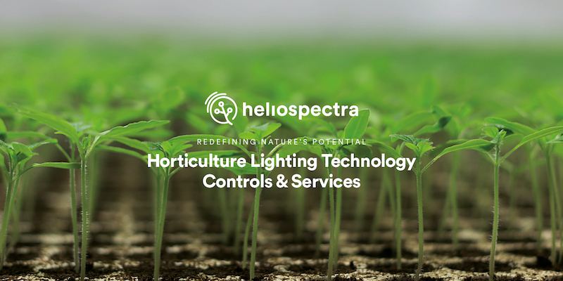 Heliospectra Announces an Exciting New Collaboration Hub by Growers for Growers