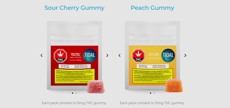 Tidal Health Solutions One of First to Supply Soft Chews to Canadian market