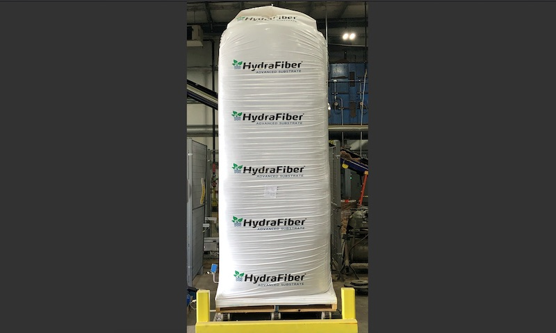 HydraFiber® Ultra and EZ Blend Products Now Offered in 95-Cubic-Foot Tower Option