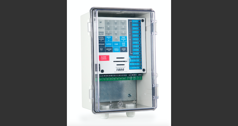 Sensaphone 1800 System Provides Easy, Affordable Environmental Monitoring for Cannabis Growing Facilities