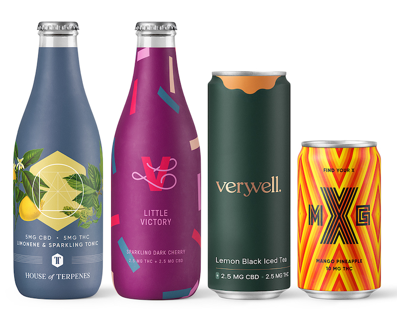 Truss Beverage Co. Reveals Portfolios of Cannabis Beverages for Canadians with Five New Brands