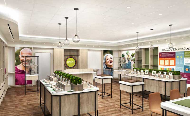 mīhī Cannabis Announces Opening of its First Retail Location in Burlington Ontario