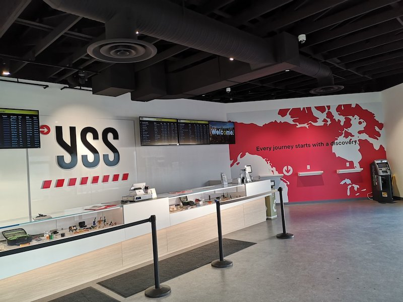 YSS Corp. Announces Grand Opening of YSS Hamptons in Edmonton