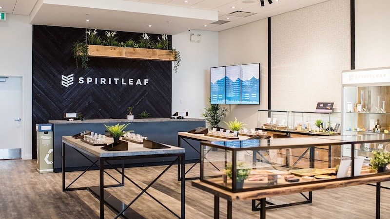 Inner Spirit Holdings Announces Opening of Six Spiritleaf Stores Across the Country in October