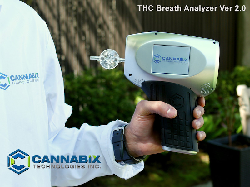 Cannabix Technologies Granted U.S. Patent - Cannabis Drug Detection Device