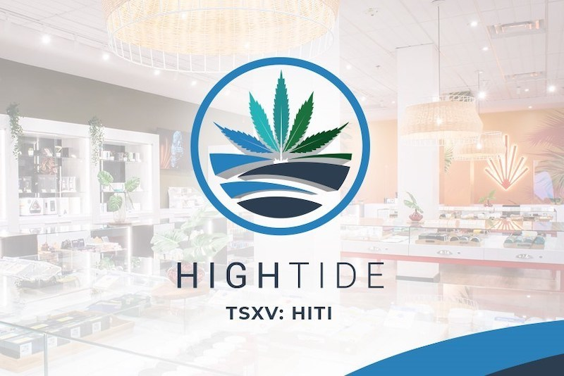High Tide Opens 70th Nationwide Cannabis Store in Calgary