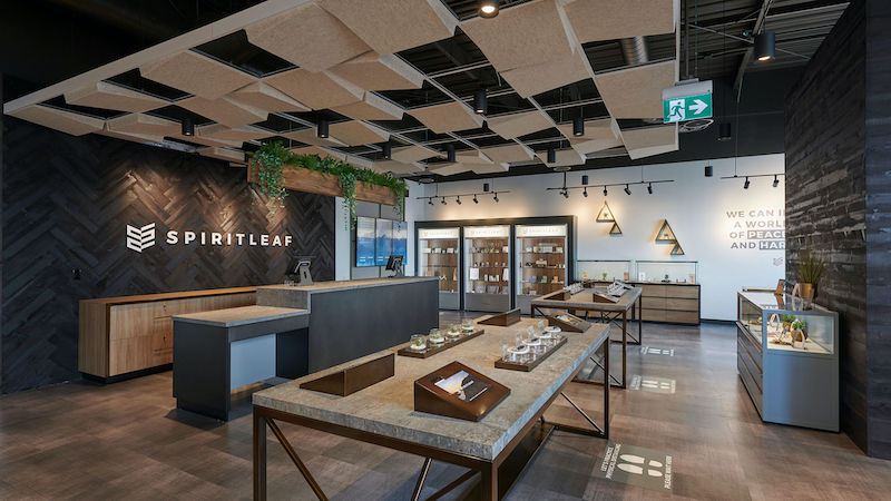 Inner Spirit Holdings Announces 75th Spiritleaf Retail Cannabis Store Opening