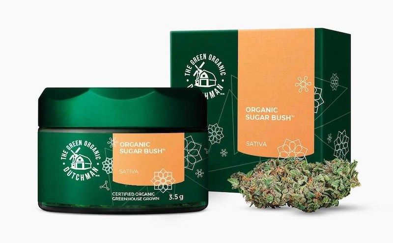 TGOD Sweetens Its Premium Portfolio with the Addition of Organic Sugar Bush - Certified Organically Grown with Maple Syrup from Quebec