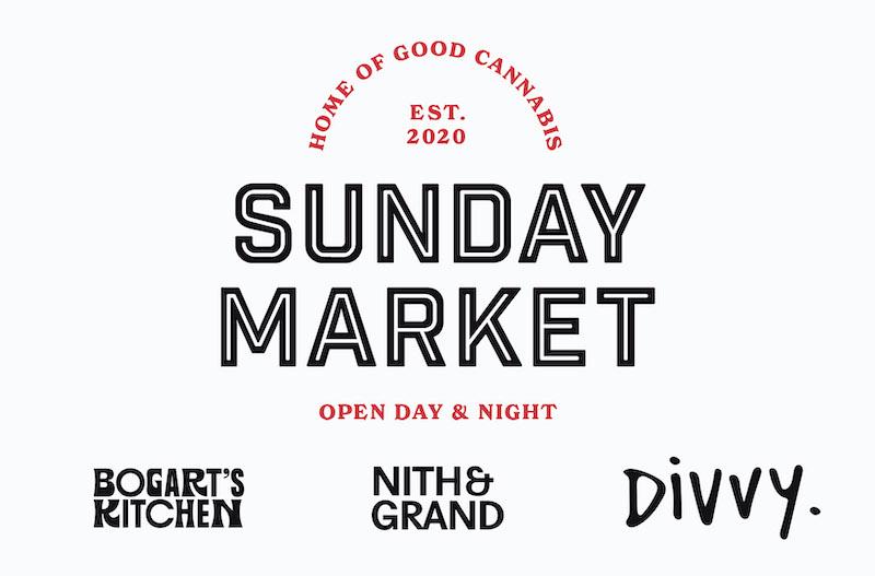 Aleafia Health Launches Sunday Market™ House of Brands