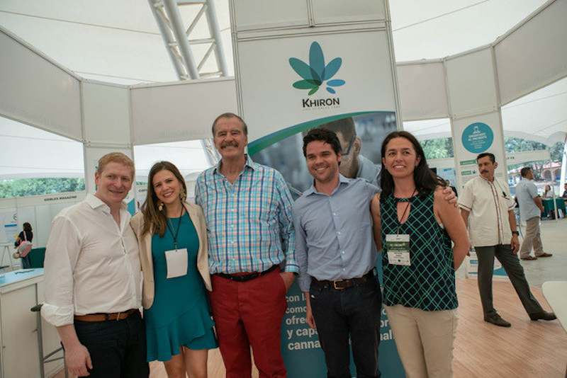 Khiron Appoints Former Mexican President Vicente Fox to Board of Directors