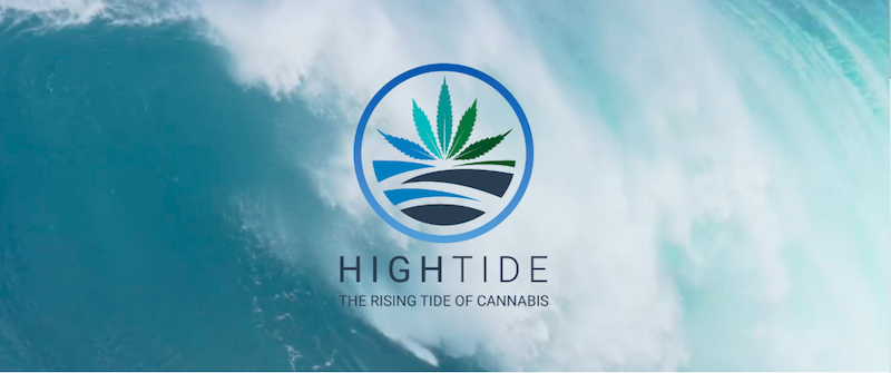 High Tide Announces US Distribution Agreement with Evergreen for