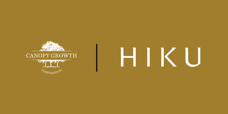 Canopy Growth and Hiku Announce Closing of Acquisition