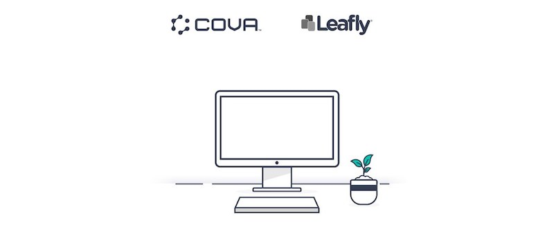 Leafly and Cova Partner to Bring Omnichannel Experience to Cannabis Industry