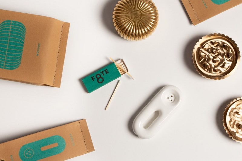 48North Launches Cannabis Accessories Brand F8; Signs Supply Agreement with the Ontario Cannabis Store and Tokyo Smoke