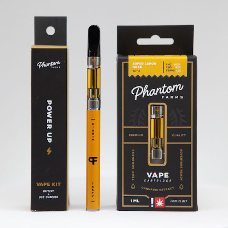 Phantom Farms Introduces New Vape Pen for US$3 Billion Market
