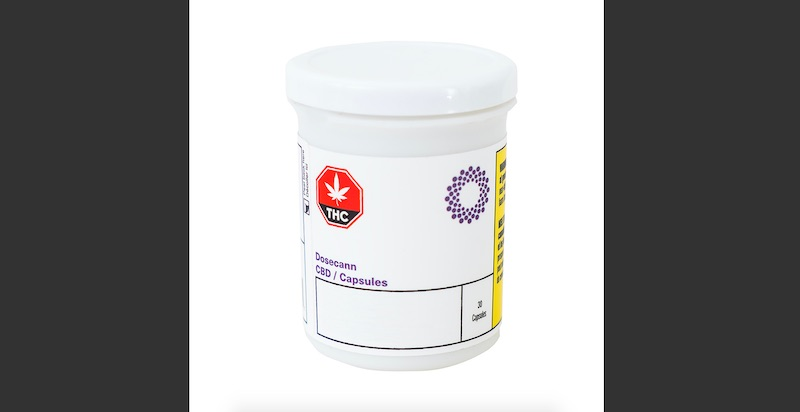 Dosecann Introduces Cannabis Capsules With Omega-Rich Ahiflower® Oil, A Truly Differentiated Product for the Wellness Consumer