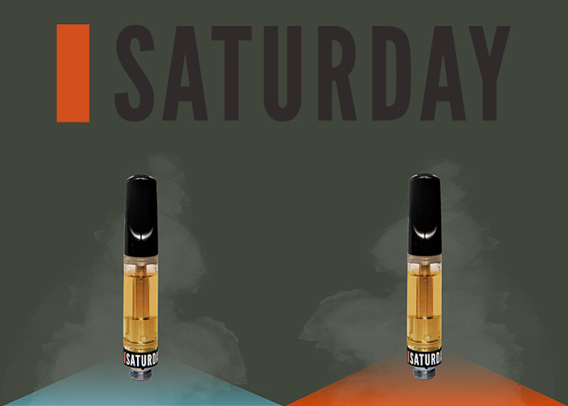 WeedMD Launches Terpene-Infused Saturday Cannabis-branded Vaporization Products