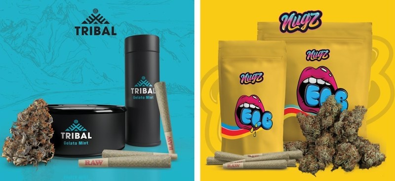 Cannara Biotech Launches Cannabis Brand Portfolio Now Available in Quebec - Tribal, Nugz, Orchid CBD