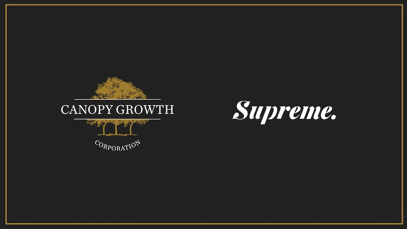 Canopy Growth to Acquire The Supreme Cannabis Company