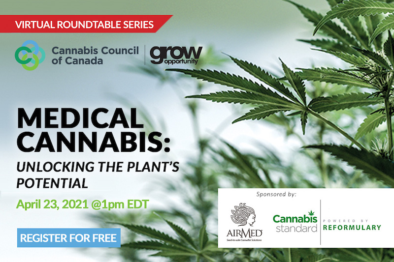 Webinar: 'Medical Cannabis: Unlocking the Plant's Potential'