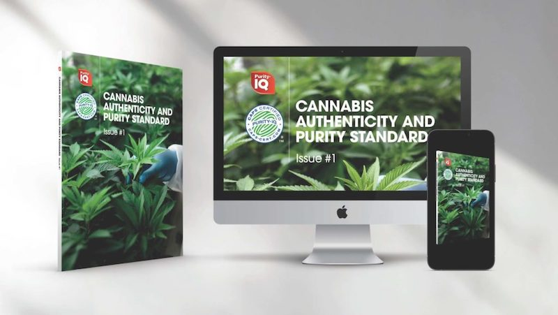 Purity-IQ™ Publishes Cannabis Gold Standard
